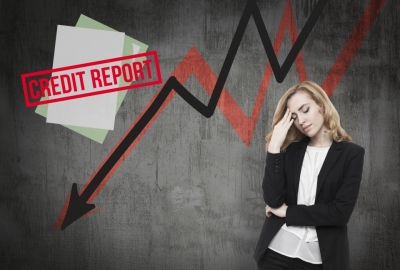 Why Your Credit Score Dropped