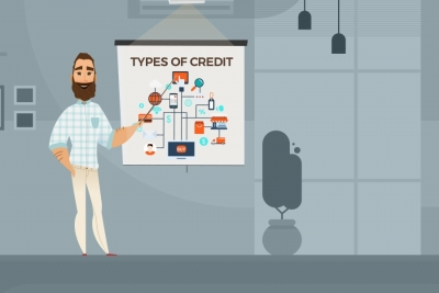 How Credit Score Is Determined - Types of Credit - feature image 2