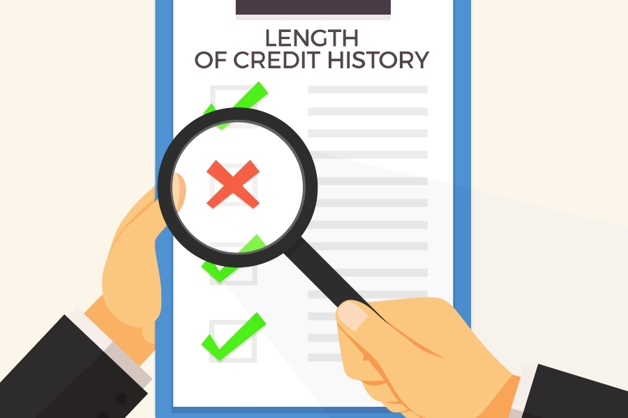 How Credit Score Is Determined Part 4 Length Of Credit History National Credit Federation